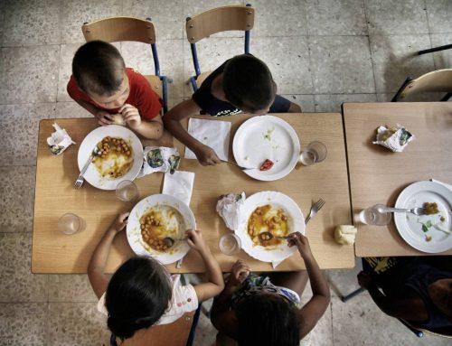 En el País Vasco los padres y madres podrán gestionar los comedores escolares