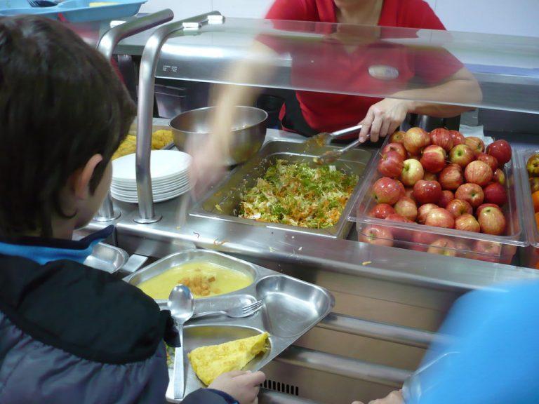 La pelea por una comida sana en los comedores escolares for Comedores escolares en colombia
