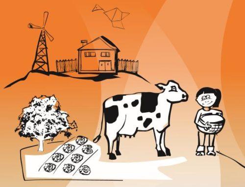 Alimentar otros modelos. Guía didáctica sobre alimentación sostenible.