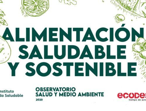 Publicación «Observatorio Alimentación saludable y sostenible»