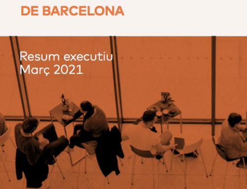 Presentación del estudio: Los impactos económicos, ambientales y sociales en la gestión de los comedores de las universidades públicas de Barcelona