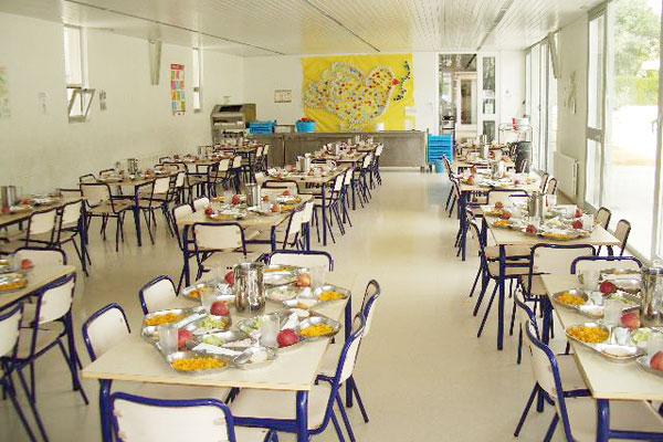 Madrid promueve la introducción progresiva de alimentos ecológicos de proximidad en las escuelas infantiles.