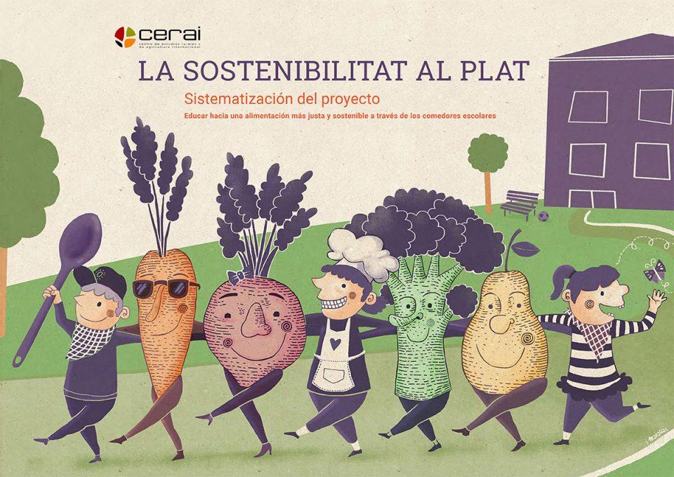 Valencia comparte su experiencia en el proceso de transición hacia unos comedores escolares sostenibles.