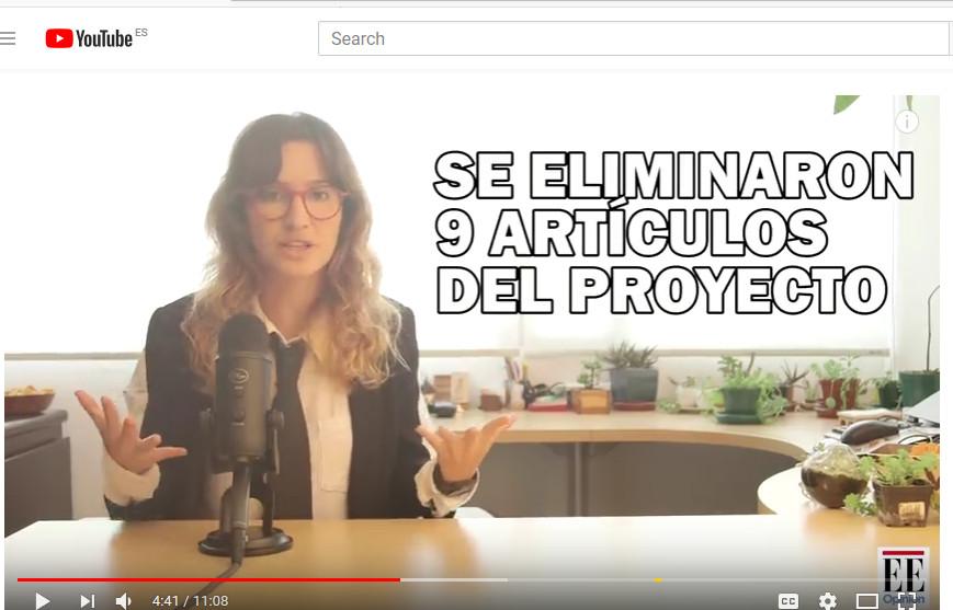 Un divertido video sobre la campaña ciudadana en Colombia para pedir un nuevo etiquetado de alimentos de fácil entendimiento.