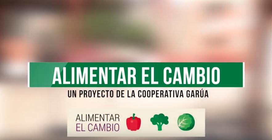Experiencias #AlimentarElCambio: transición agroecológica de escuelas madrileñas con la Coop Garúa